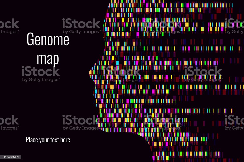 Dna test infographic. Vector illustration. Genome sequence map. Template for your design. Background, wallpaper. Barcoding. Big Genomic Data Visualization Dna test infographic. Vector illustration. Genome sequence map. Template for your design.Dna test infographic. Vector illustration. Genome sequence map. Template for your design. Abstract stock vector