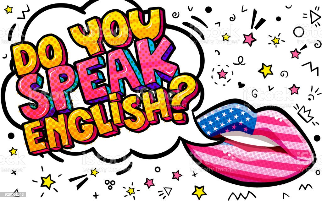 how to say do you speak russian in english