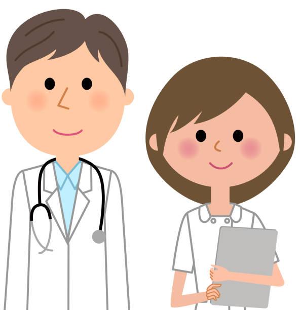 ilustrações, clipart, desenhos animados e ícones de médicos e enfermeiras - enfermeira