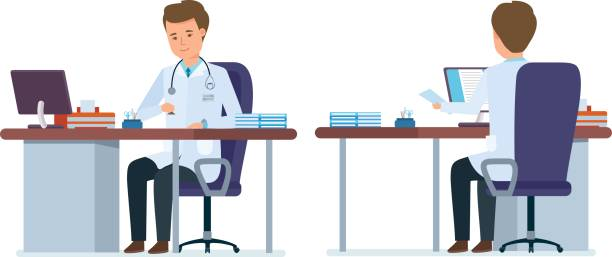 Royalty Free Medical Front Office Clip Art, Vector Images ...