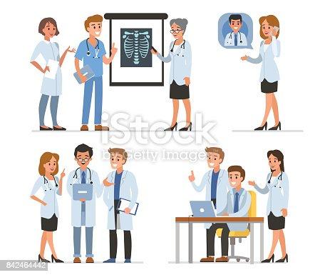 istock Doctors 842464442
