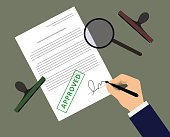 Document approval