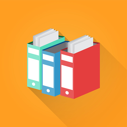 Document File Flat Icon