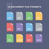 Document File Formats