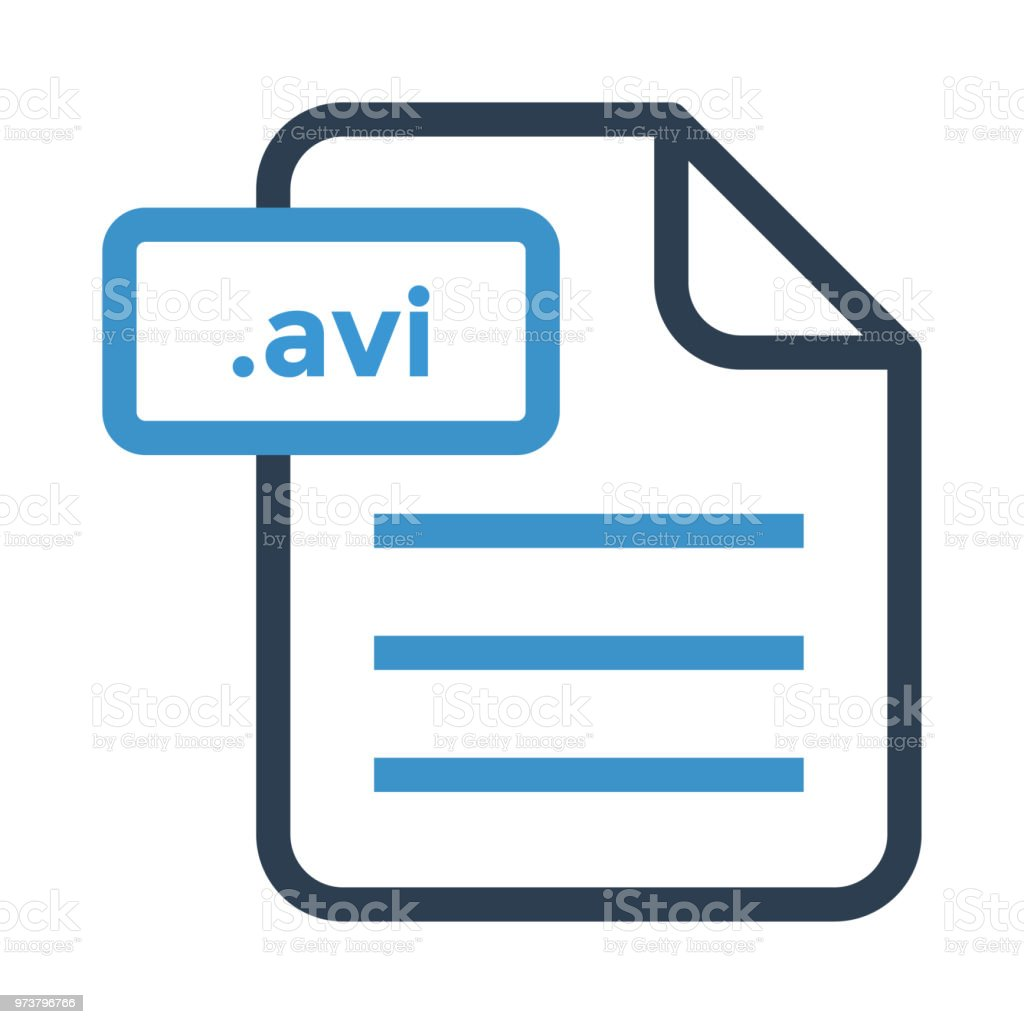 Document File vector art illustration