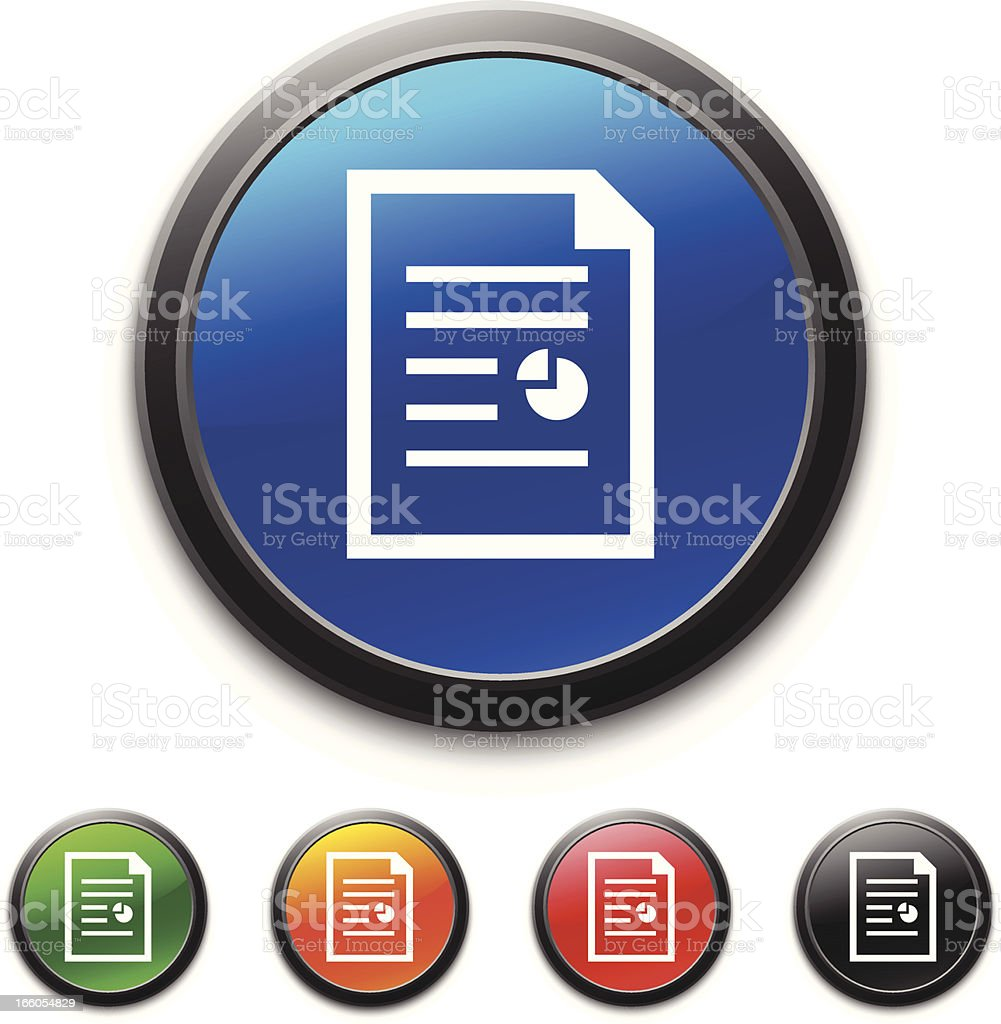 Document icon royalty-free document icon stock vector art & more images of bank statement