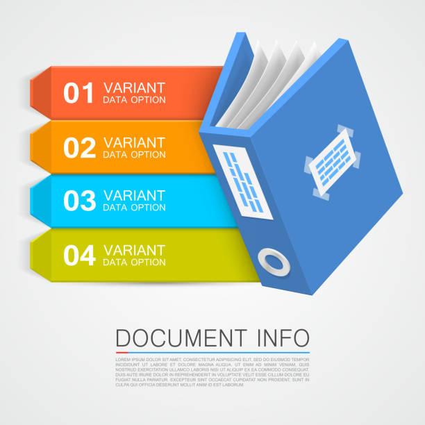 文檔資訊藝術磁帶顏色。 - bar 幅插畫檔、美工圖案、卡通及圖標