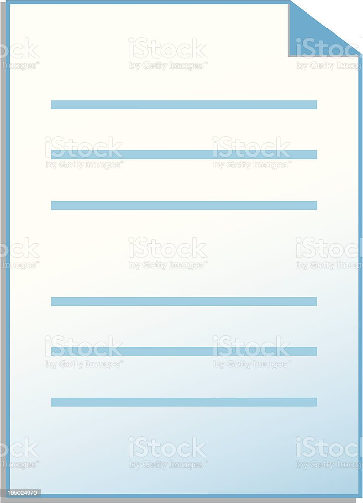 document royalty-free document stock vector art & more images of color image