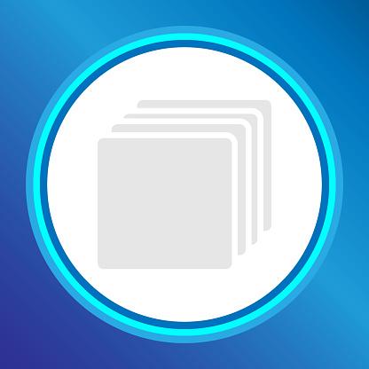 Documents, files archive icon design