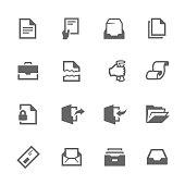 Documents Icons