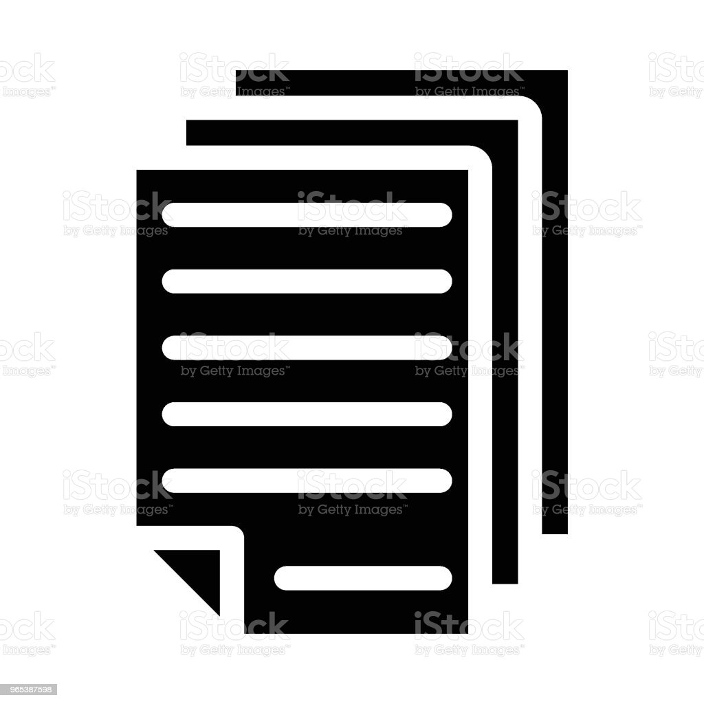 documents royalty-free documents stock vector art & more images of art