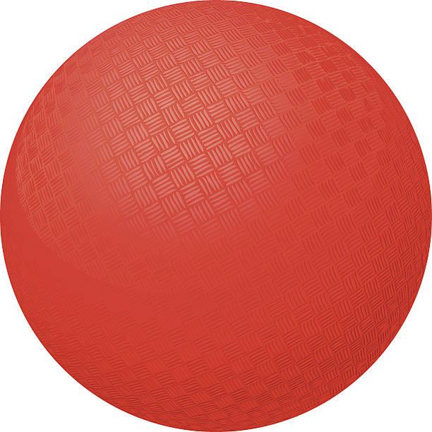 dodgeball illustration vector art illustration
