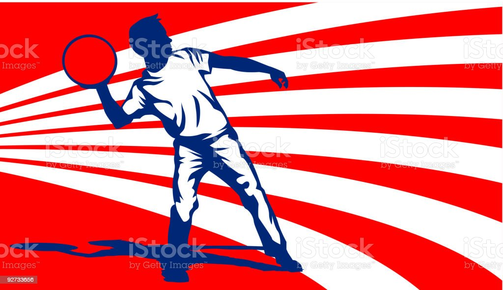 Dodgeball royalty-free dodgeball stock vector art & more images of abstract