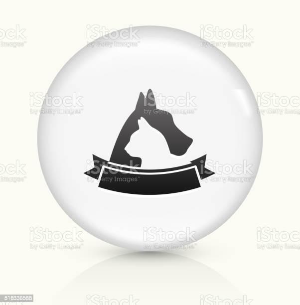 Dog and cat badge icon on white round vector button vector id518336588?b=1&k=6&m=518336588&s=612x612&h=i6czj w6cdm2uke3n3duks1 sppxdxwty3dvbuvfiva=