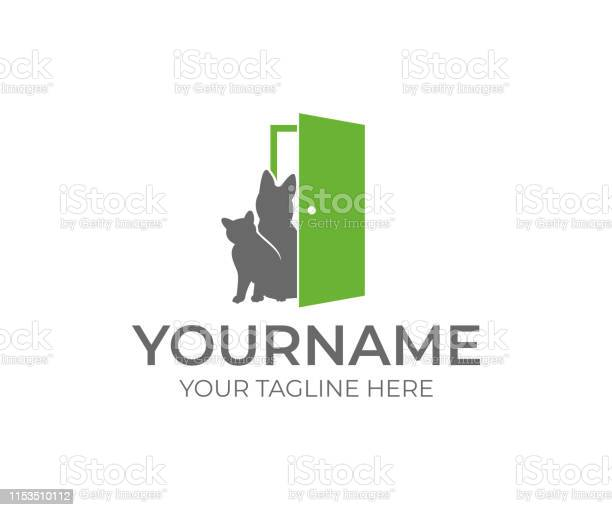 Dog and cat care design pets vector design animals illustration vector id1153510112?b=1&k=6&m=1153510112&s=612x612&h=um4 xs npmlecqkenreyn41mmtulibbeha6uatxowhm=