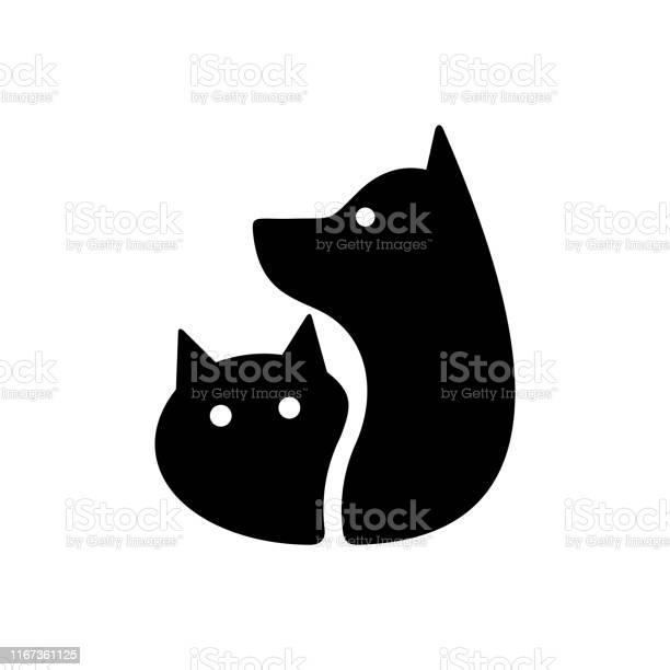 Dog and cat logo vector id1167361125?b=1&k=6&m=1167361125&s=612x612&h=dlnexvpnycxqqw2udb yhchyxcnkqg2yp8japno1 qk=