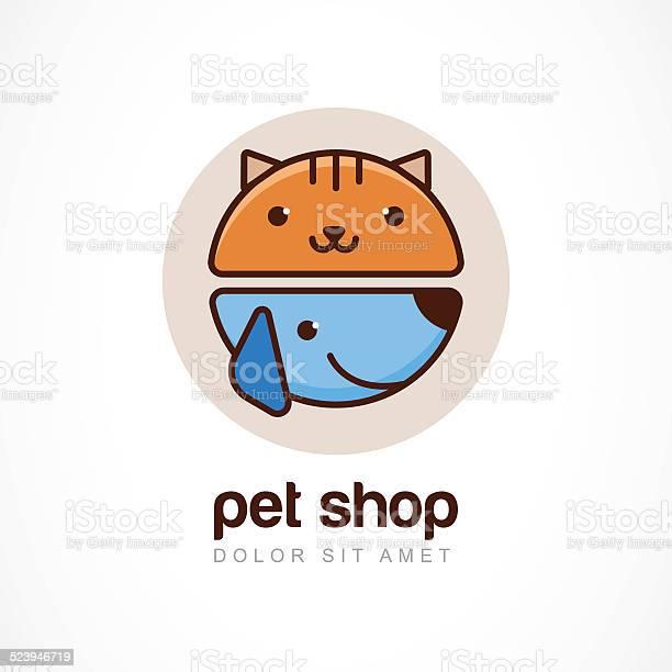 Dog and cat symbol vector template vector id523946719?b=1&k=6&m=523946719&s=612x612&h=mpsnowvmmmhnm9ssuyxzy4xai4g4gnfirzqsfpxpojk=