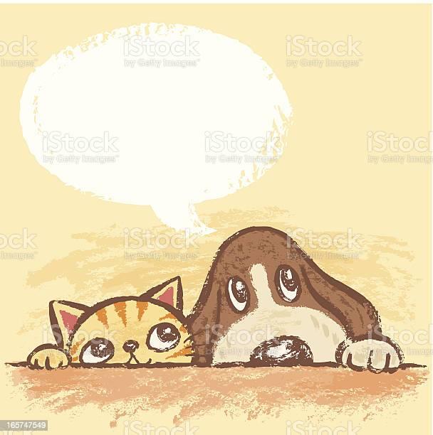 Dog and cat that is looking up vector id165747549?b=1&k=6&m=165747549&s=612x612&h=3f8mhgsjcklbkuqu7rlgyc4qv6yvn4by8o360crqxle=
