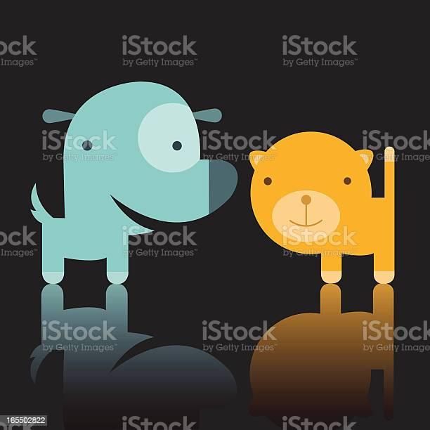Dog and cat vector id165502822?b=1&k=6&m=165502822&s=612x612&h=s0czstejq5a8tux9p2skwkoolqhddlgxpckt2zw8mt0=
