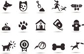 Dog and Pet  Icons