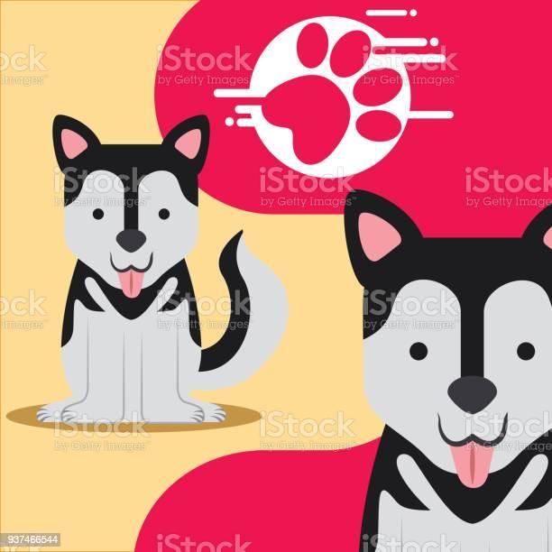 Dog animal domestic vector id937466544?b=1&k=6&m=937466544&s=612x612&h=5wi7k3mqsdidz0weomh c0vxmdgfnsjvx tzez05ysc=