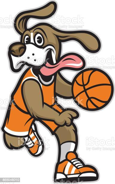 Dog basketball mascot vector id855046010?b=1&k=6&m=855046010&s=612x612&h=nmavtbfab3foqc1qwou3dxlpfwguuivu5x5o0nor0kw=