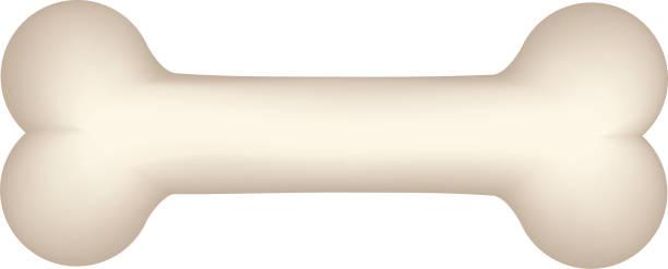 犬用の骨 - 骨点のイラスト素材/クリップアート素材/マンガ素材/アイコン素材