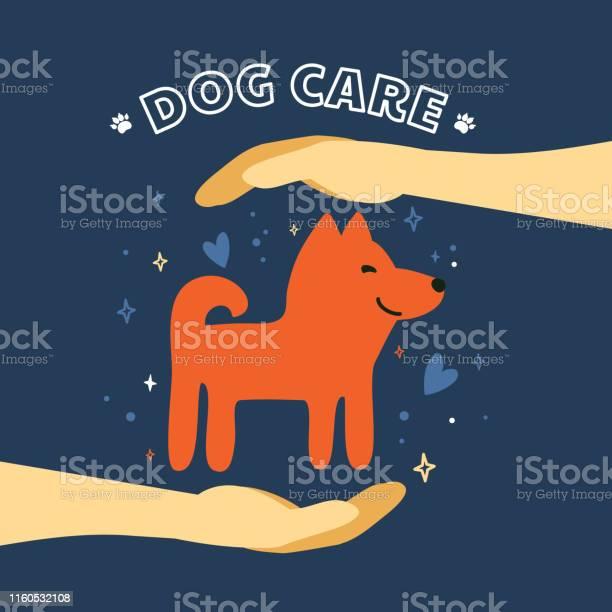 Dog care illustration vector id1160532108?b=1&k=6&m=1160532108&s=612x612&h=mh44cxtfshhyibilc9g s5 feahqz8k7z7wfiximqvg=