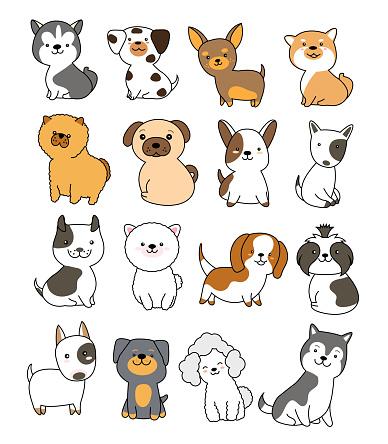 dog cartoon 4-1 1