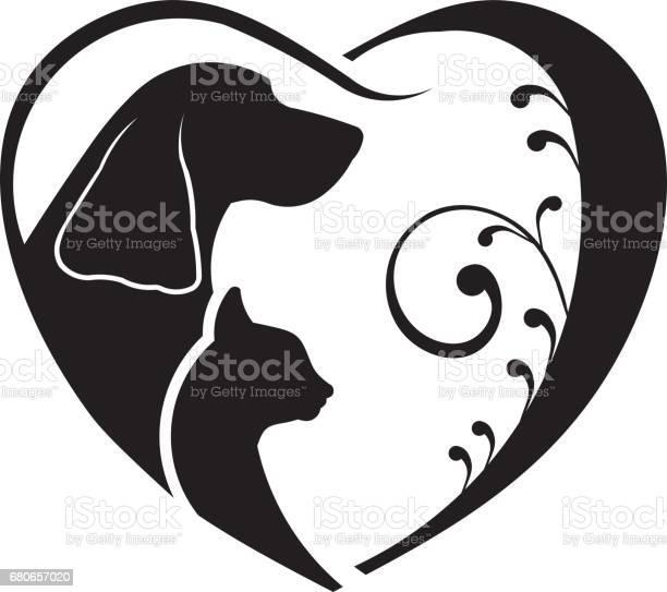 Dog cat icon illustration vector id680657020?b=1&k=6&m=680657020&s=612x612&h=l lbs4o8belttcw1ei5auwmfkhsvofwpm3igld5y1r0=
