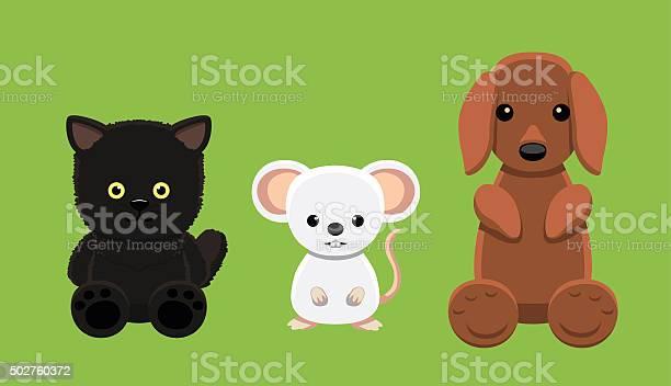 Dog cat mouse pet doll cartoon vector illustration 5 vector id502760372?b=1&k=6&m=502760372&s=612x612&h=yp8rqqymissbcldtxozyksdnuir rqm e 6h1ice hk=