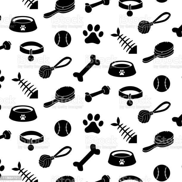 Dog cat pet vector pattern vector id1136641017?b=1&k=6&m=1136641017&s=612x612&h= bsmyhz19gnoufw vuprmatpxhopkrpp xwi2qm6nou=