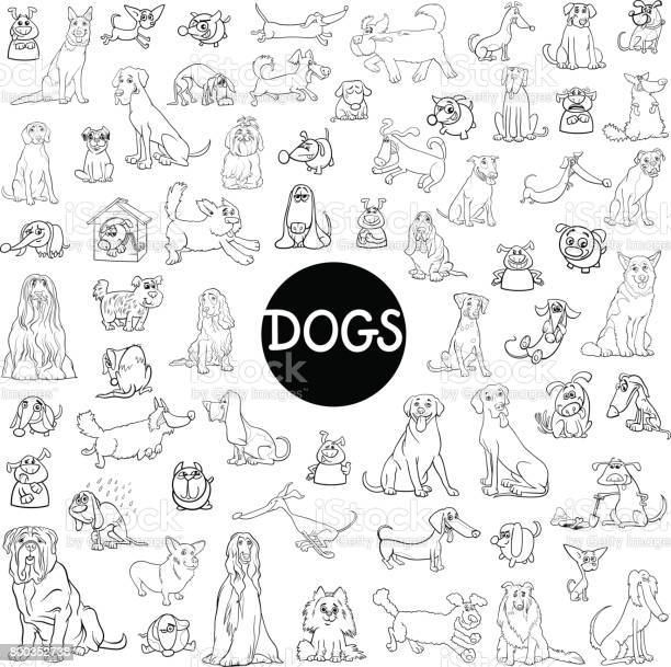 Dog characters large collection vector id800352738?b=1&k=6&m=800352738&s=612x612&h= eilmrmtmyyiqwouih v9zn6iqgafqlowzuzl3xjowk=