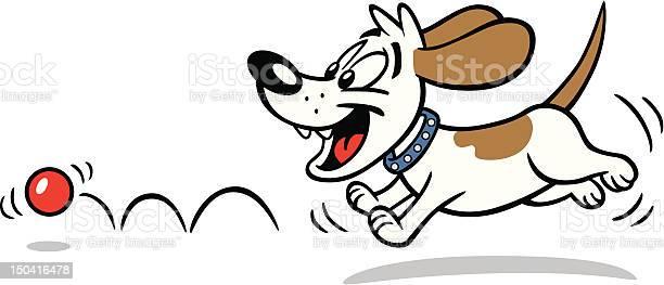 Dog chasing ball vector id150416478?b=1&k=6&m=150416478&s=612x612&h=lmri5lyguivcfnt0slm8ovlk aovzd thtbnld5bj0y=