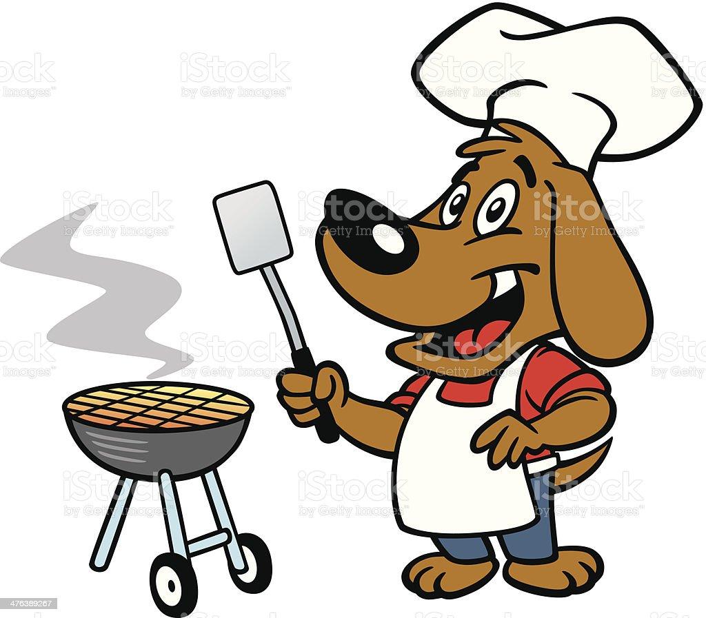 royalty free dog bbq clip art vector images illustrations istock rh istockphoto com bbq clip art images free barbecue clipart images