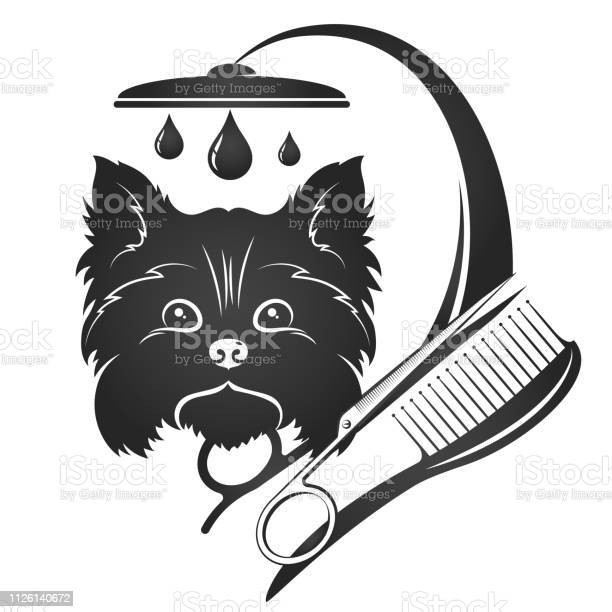 Dog grooming and washing vector id1126140672?b=1&k=6&m=1126140672&s=612x612&h=odlfgrnh4a tfchuh8dx bhtyhyggzyzjm fjzccelo=