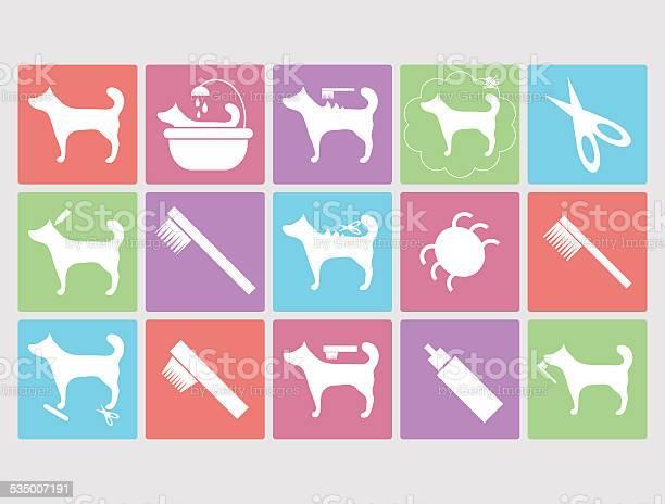 Dog grooming icons set vector id535007191?b=1&k=6&m=535007191&s=612x612&h=j3h4bxmnjca8odbg5ebvexvkg0vpjhtuhfc40gzv1eu=