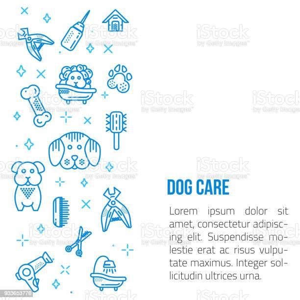 Dog grooming line art banner with sign of dog bone clipper comb vector id933653776?b=1&k=6&m=933653776&s=612x612&h=aanpflr9jdw gdfejddbrkk6o6dfo 2ungb i8tovyy=