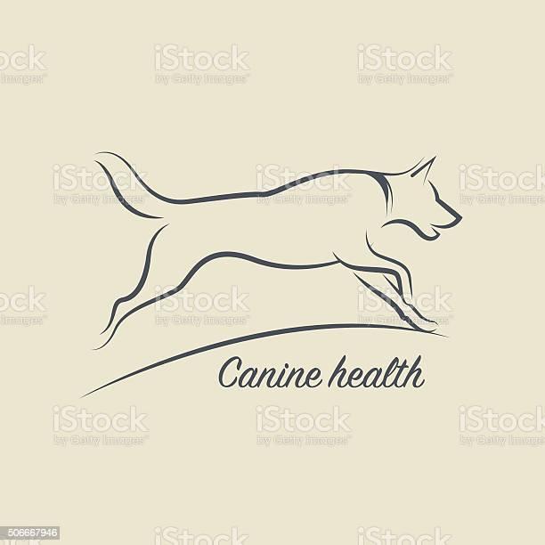 Dog health symbol vector id506667946?b=1&k=6&m=506667946&s=612x612&h=nrlrbgg7wcoqx8mpibv9zdqcg1srfcuw7n1vyow9ucg=