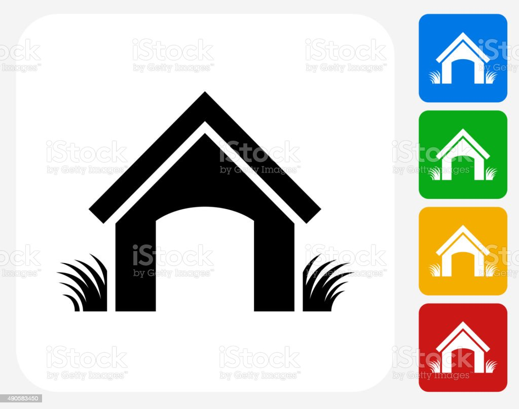 Dog House Icon Flat Graphic Design Stock Vector Art & More Images of on free house jpegs, free house models, free house textures, free house vector, free house illustrations, free house background, free house logo design, free house layout design, free house patterns, free house drawing, free house designing, free house art, free house design plans, free house blueprints, free house borders, free house design templates, free house sketch, free house painting, free house clipart, free house drafting,
