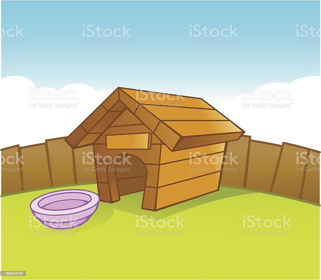 Dog house royalty-free dog house stock vector art & more images of architecture