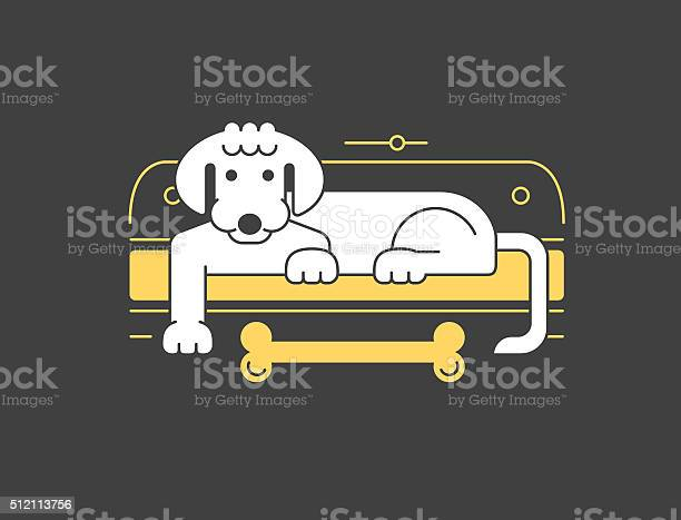 Dog icon in negative space style for your business vector id512113756?b=1&k=6&m=512113756&s=612x612&h=e ei5snqbw0y2i2fthl6bg8bfm44uedmwfyc63qnhbo=