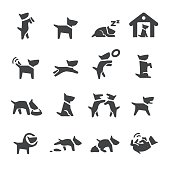 Dog Icons - Acme Series