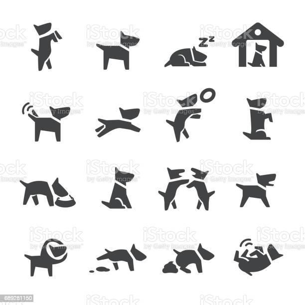 Dog icons acme series vector id689281150?b=1&k=6&m=689281150&s=612x612&h=f6w8kwplb nfkclpfiqgrt2n5nfpfdabxt19qq65ouk=