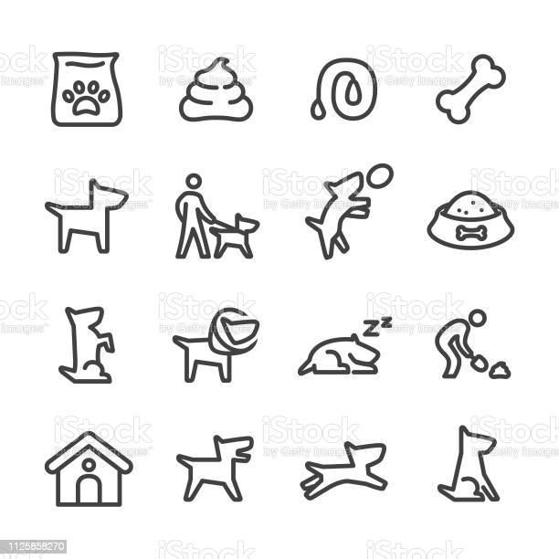 Dog icons line series vector id1125858270?b=1&k=6&m=1125858270&s=612x612&h=cxjsmjvmfotaecpfof0o1mjzpgl6 2bdaecfm0knwsi=