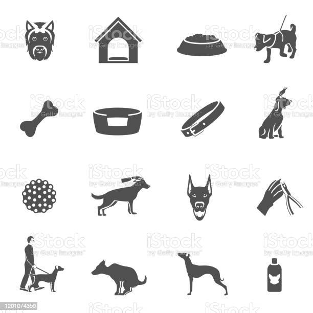 Dog icons vector id1201074359?b=1&k=6&m=1201074359&s=612x612&h=jxv8zbgvf fow9c3amnnn gngxmvwxff7hxo5fnw8u8=