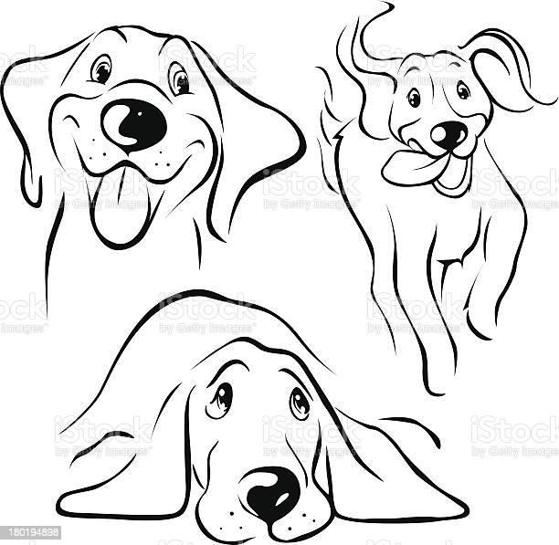 Dog illustration vector id180194898?b=1&k=6&m=180194898&s=612x612&h=8ihkxokeyn a rdffxeygmlrdbqsqaezkfypq4wor5y=