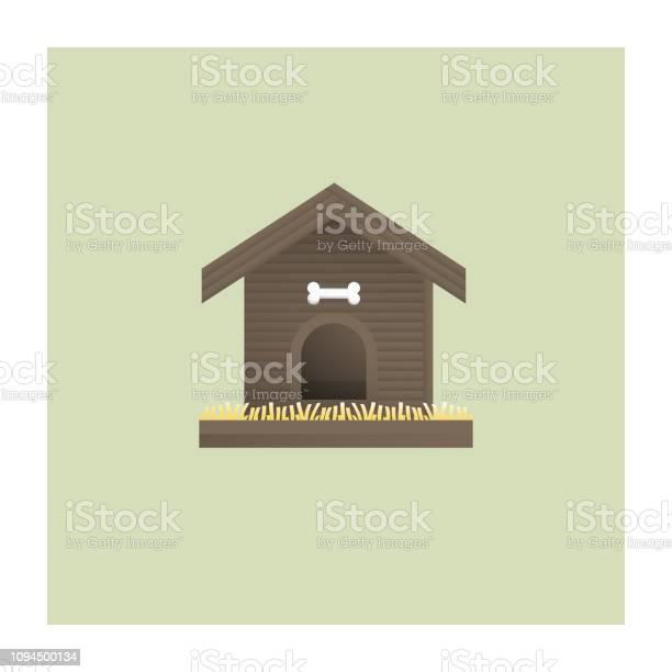 Dog kennel icon vector id1094500134?b=1&k=6&m=1094500134&s=612x612&h=jpiywcyuq g zx ycp1vkffdtqfg8wt wi7bvkzvits=