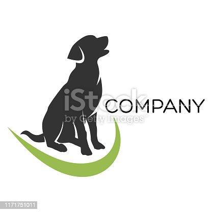 Dog Labrador symbol