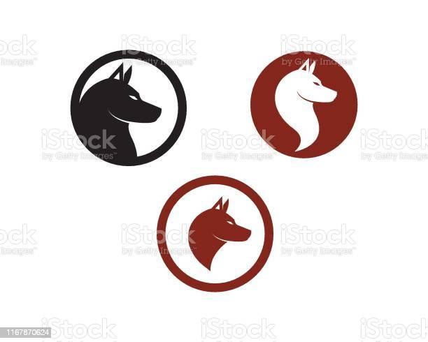 Dog logo icon vector template vector id1167870624?b=1&k=6&m=1167870624&s=612x612&h=llvdxqxvtizp97iffn3pacakjlrzu0j8y1rglw6vh5s=